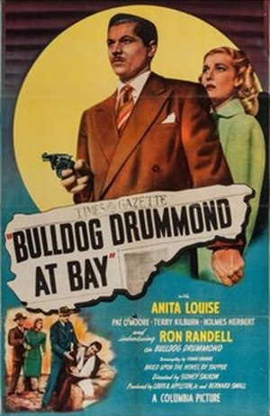 "Bulldog Drummond at Bay (1947 film) - Image: ""Bulldog Drummond at Bay"" (1947)"