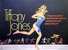 """""""Tiffany Jones"""" filmposter.jpg"""