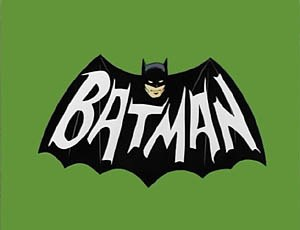 Batman (TV series) - Image: 1966 Batman titlecard