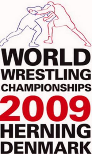 2009 World Wrestling Championships - Image: 2009 FILA Wrestling World Championships logo