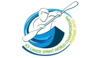 2010 ICF Canoe Sprint World Championships - Official logo for the 2010 ICF Canoe Sprint World Championships.