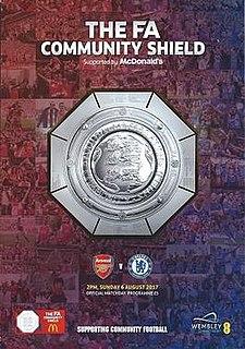 2017 FA Community Shield Football match