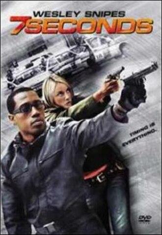 7 Seconds (film) - DVD cover