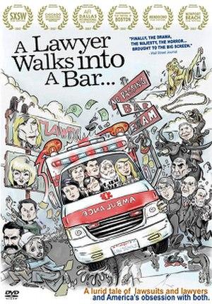 A Lawyer Walks into a Bar - Image: A Lawyer Walks into a Bar