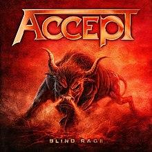 скачать accept альбом blind rage
