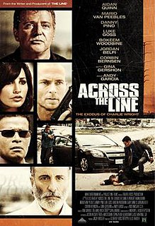 <i>Across the Line: The Exodus of Charlie Wright</i> 2010 American film directed by R. Ellis Frazier