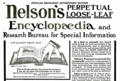 Ad for Nelson's Loose-Leaf Encyclopedia.png