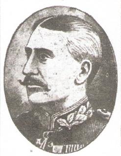 Arthur Power Palmer British Indian Army general