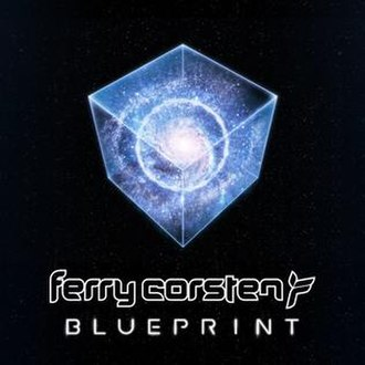 Blueprint (Ferry Corsten album) - Image: Artworks 000221734869 iqzx 2a t 500x 500
