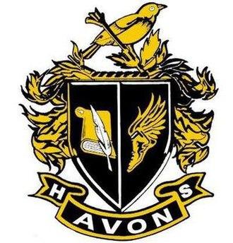 Avon High School (Indiana) - Image: Avon High School (Indiana) logo