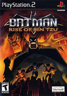 Batman Rise Of Sin Tzu Wikipedia