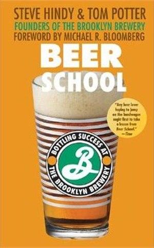 Brooklyn Brewery - Image: Beerschoolbookcover