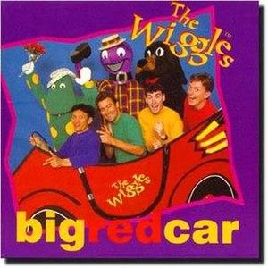 Big Red Car - Image: Big Red Car Album