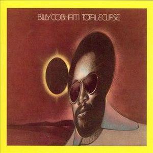 Total Eclipse (Billy Cobham album) - Image: Billy Cobham Total Eclipse