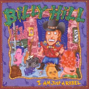 Billy Hill (band) - Image: Billy hill album