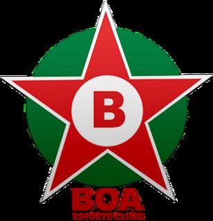 Boa Esporte Clube Brazilian association football club based in Varginha, Minas Gerais, Brazil