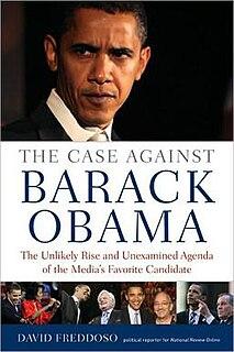 <i>The Case Against Barack Obama</i>