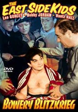 Bowery Blitzkrieg - Bowery Blitzkrieg DVD Cover