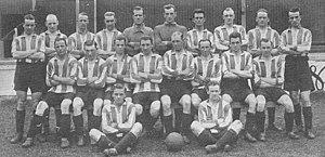 1926–27 Brentford F.C. season - Image: Brentford FC, 1926 27 team photograph