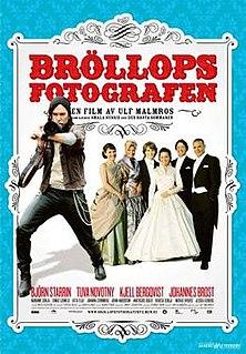<i>Bröllopsfotografen</i> 2009 film by Ulf Malmros