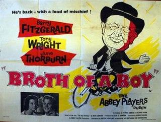 <i>Broth of a Boy</i> 1959 film by George Pollock