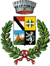Coat of arms of Brusson