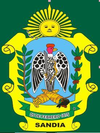 Coat of arms of Sandia