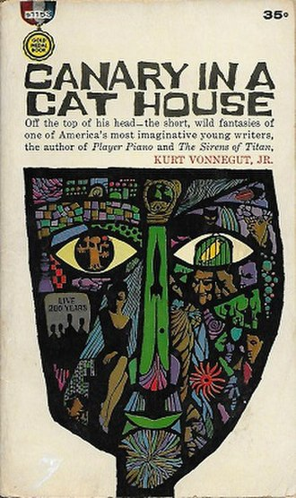 Canary in a Cat House - First edition cover