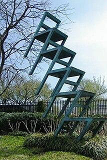 <i>Chair Transformation Number 20B</i> artwork by Lucas Samaras