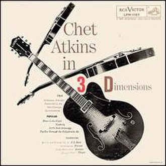Chet Atkins in Three Dimensions - Image: Chet atkins three dimensions