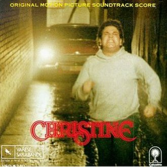 Christine (1983 film) - Image: Christine Soundtrack