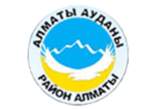 Almaty District - Image: Coat of arms of Almaty District