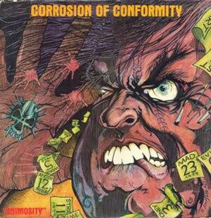 Animosity (Corrosion of Conformity album) - Image: Coc animosity