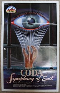 <i>Coda</i> (1987 film) 1987 Australian horror TV film