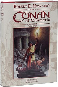 <i>The Coming of Conan the Cimmerian</i> book by Robert E. Howard