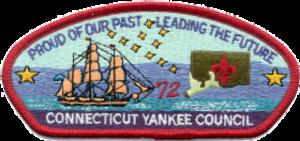 Connecticut Yankee Council - Image: Connecticut Yankee Council CSP