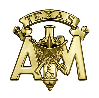"Texas A&M University Corps of Cadets - Corps of Cadets' ""Corps Stack"""