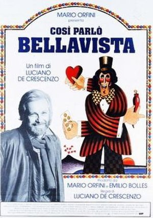 Così parlò Bellavista - Image: Cosi parlo Bellavista