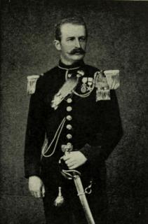 Paul Costermans Belgian explorer