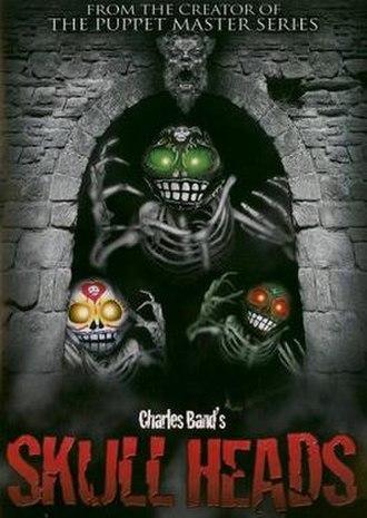 Skull Heads - Image: Cover of the movie Skull Heads