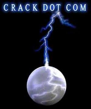Crack dot Com - Crack dot Com's logo