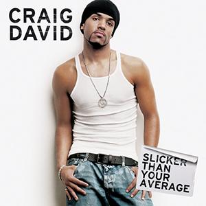 Slicker Than Your Average - Image: Craig David Slicker Than Your Average album cover
