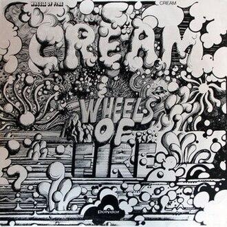 Wheels of Fire - Image: Creamwheelsoffire
