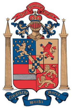 Reformed Church in America - Coat of arms of the Reformed Church in America