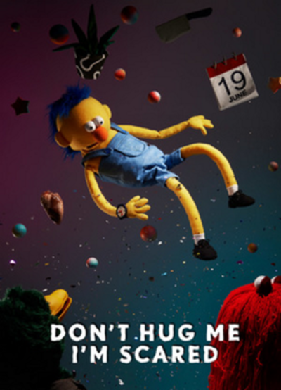 Picture of a TV show: Don't Hug Me I'm Scared