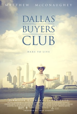 Dallas Buyers Club - Theatrical release poster