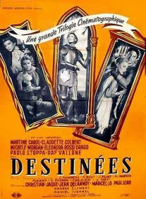 Daughters of Destiny - Theatrical release poster