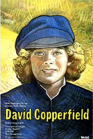 David Copperfield (1986 TV serial) - Cover of the DVD