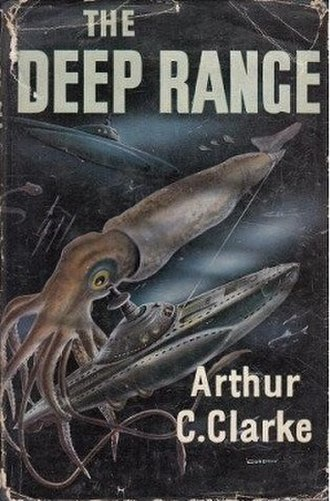 The Deep Range - Cover of the first edition