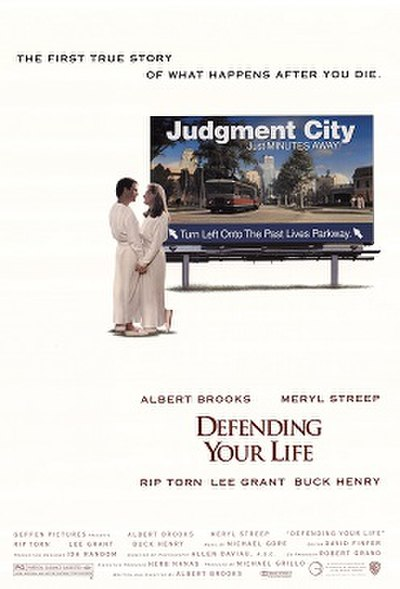 Picture of a movie: Defending Your Life